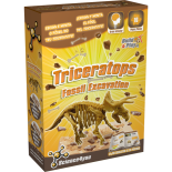 Excavaciones Fósiles Triceratops